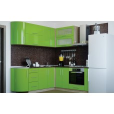Кухня Модерн Угловой набор 3.5 м