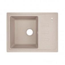 Кухонная гранитная мойка Lidz №05 620x435