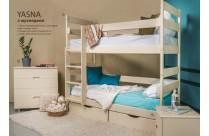 Двухъярусная кровать Ясна
