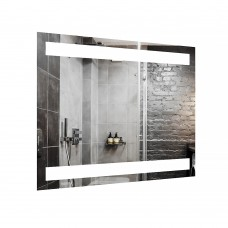 Зеркало Шоудин с подсветкой 80х60
