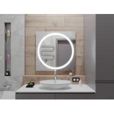 Зеркало Орби с подсветкой 60х60