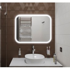 Зеркало Эйлиш с подсветкой 80х60