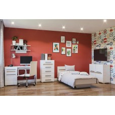 Детская спальня Бьянко Комплект