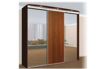 Шкафы-купе 3-х дверные 600×2100