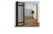 Шкафы-купе 3-х дверные 450×2100
