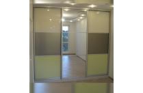 Шкафы-купе 3-х дверные 450×2400
