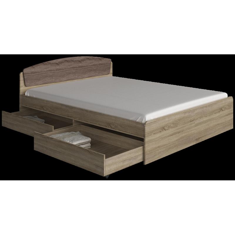 Кровать Астория с ящиками 160х200
