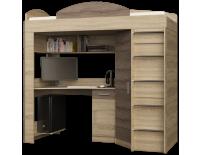 Кровать-чердак 190х80 Omni Home
